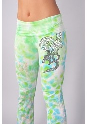 Loddy Dotty Yoga Pants