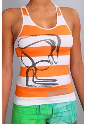 Pose Stripe Tank