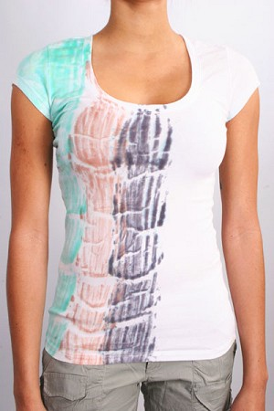 DYO Brush Stroke Tee