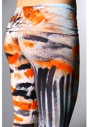 Tiger Bomb Yoga Pants