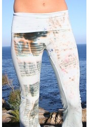 Oil Paint Splash Pants