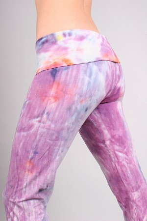 Pinot Noir Yoga Pants