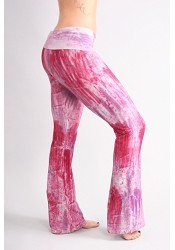 Root Blaze Yoga Pants