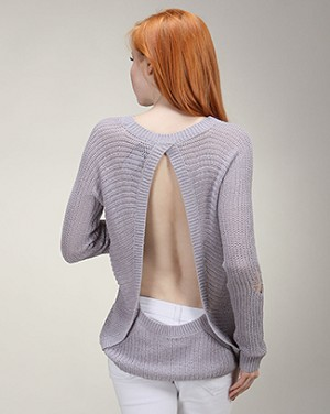 Knit Rustic Sweater