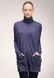 Over sized Pocket Sweater