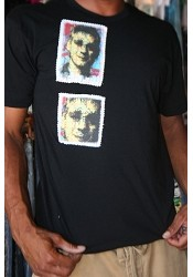Portraits of a Man Tee