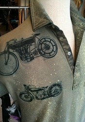 Post War Motorcycle Tee